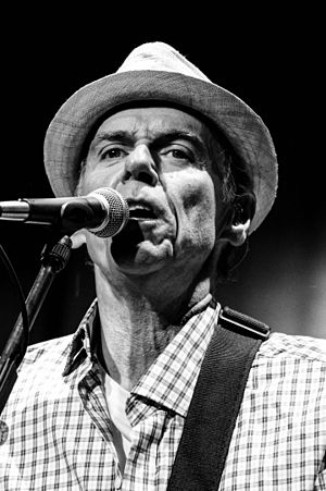 John Hiatt - John Hiatt at the Zelt-Musik-Festival 2015 in Freiburg, Germany