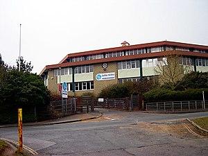 John Kitto - The John Kitto Community College in 2006