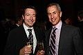 John Ridding and Danny Meyer FT Charity Wine Dinner 2010.jpg