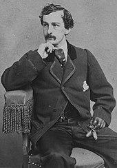 John Wilkes Booth – Wikipedia