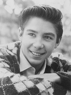 Johnny Crawford American actor-singer