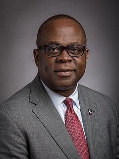 Johnson O. Akinleye Nigerian-American academic administrator