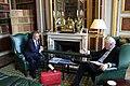 Johnson with ambassador Llewellyn before G7 summit.jpg