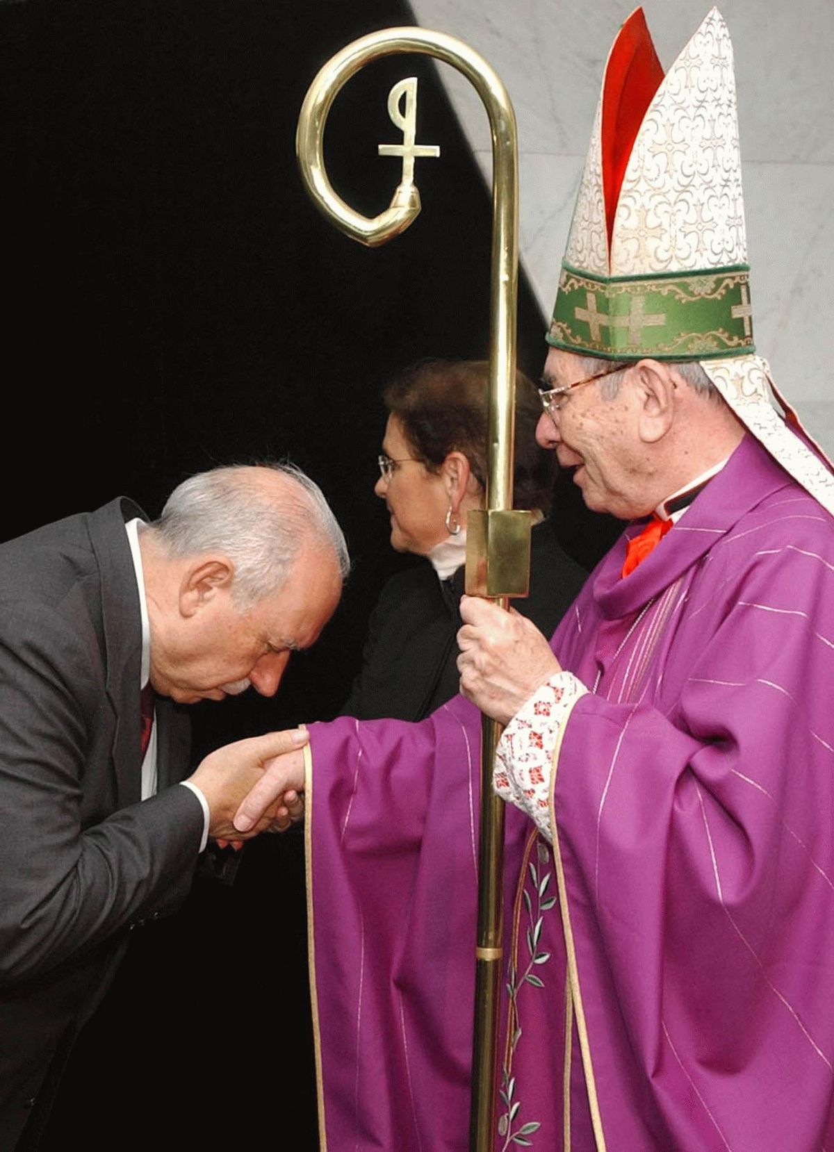 Ring Of Archbishop