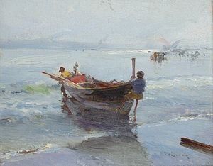 José Navarro Llorens - llegar a la costa.jpg