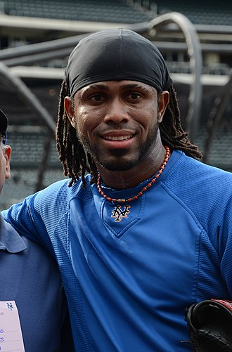 José Reyes (infielder) - Reyes with the Mets in 2011