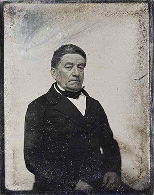 José María Paz - José María Paz, c.1850