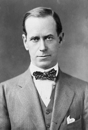 Joseph M. McCormick - In 1912 as Illinois representative