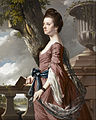Joseph Wright (of Derby) - Mrs Frances Hesketh - Google Art Project.jpg