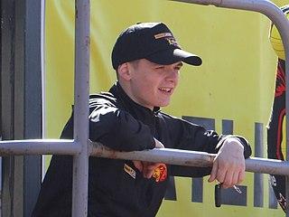 Josh Bates (speedway rider) British speedway rider