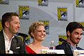 Josh Dallas, Jennifer Morrison & Colin O'Donoghue (14962175145).jpg