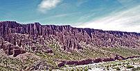 View of the Quebrada de Humahuaca form the Rut...
