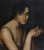 Julita Cerdá by Julio Romero de Torres.Jpeg