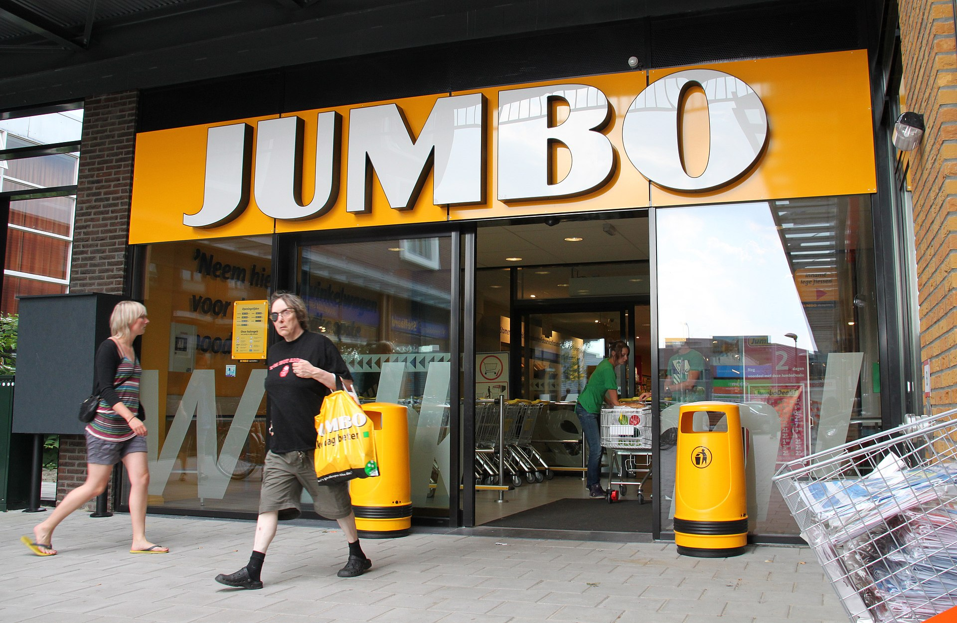 Jumbo supermarkten wikipedia - Jumbo mobel discount ...