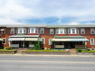 Juniata Terrace, Pennsylvania Borough in Pennsylvania, United States