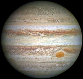 Jupiter (Aufnahme: Hubble-Weltraumteleskop)
