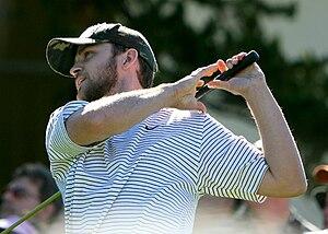 AT&T Pebble Beach Pro-Am - Image: Justin Timberlake golf