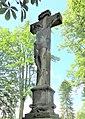 Kříž u kostela ve Starých Křečanech (Q104983708) 02.jpg