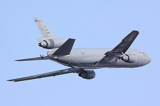 KC10 Extender - RAF Mildenhall October 2009 (4027255008)