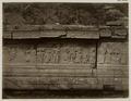 KITLV 28256 - Isidore van Kinsbergen - Relief on the west side of Panataran, Kediri - 1867-02-1867-06.tif