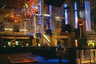 KW – Das Heizkraftwerk Nightclub in Munich, Germany