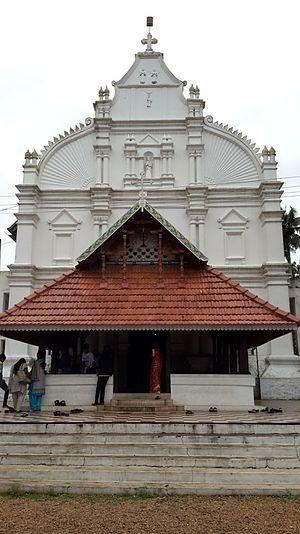 Kolenchery - Kadamatom church