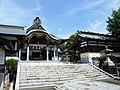 Kameyama hachimangu shrine.jpg