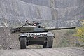 Kampfpanzer Leopard 2A4, KPz 2.JPG