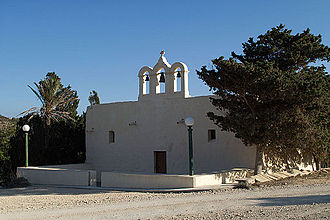 Comino - Comino Chapel