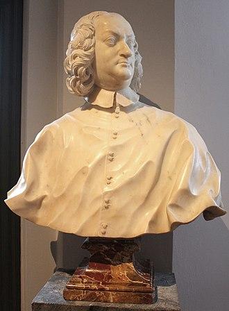 Decio Azzolino - Decio Azzolino in 1670 by Pietro Balestra