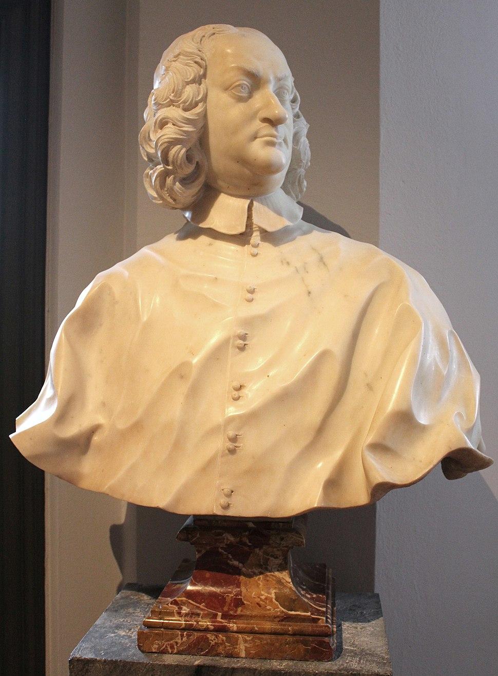 Kardinal Decio Azzolino (Pietro Balestra, c. 1670)