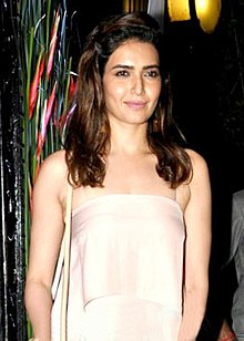 Karishma Tanna at Rakesh Roshan's birthday bash.jpg