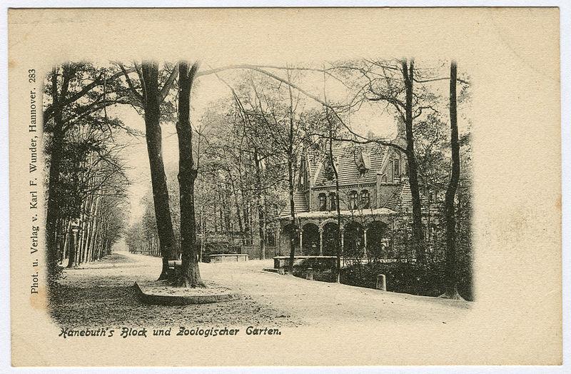 File:Karl F. Wunder PC 0283 Hanebuth's Block und Zoologischer Garten.jpg