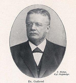 Karl Gutbrod - Karl Konrad Gutbrod