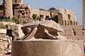 Karnak temple scarab beetle A.jpg