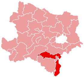 District de Wiener Neustadt-Land