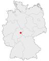 Karte bad hersfeld in deutschland.png