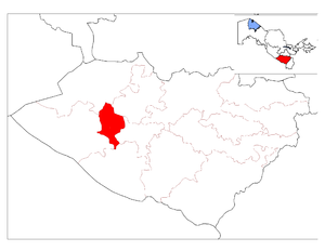Kasbi District location map.png