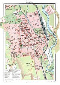 kassa térkép Kassa – Wikipédia kassa térkép