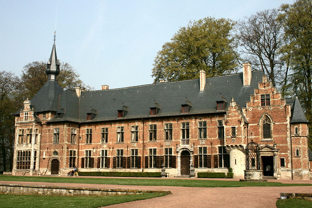 Kasteel Groot-Bijgaarden, Wedding ceremony & party castle, Belgium