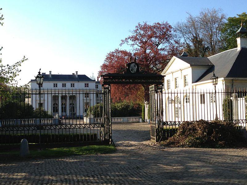 Château Hof ter Linden, à Edegem (Anvers)