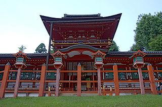 Kasuga-taisha Shinto shrines in Nara Prefecture, Japan