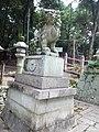 Kasuga-taisha ni no torii komainu.jpg