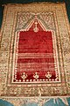 Kayseri prayer rug, Anatolia Turkey.jpg