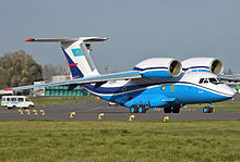 Antonov An-72 of Kazakh Air Force