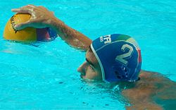 Kazan 2015 - Water polo - Men - Bronze medal match - 148.JPG