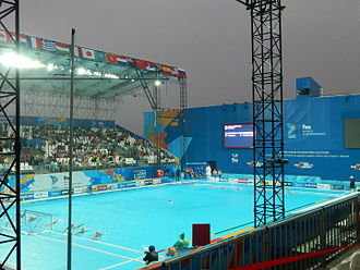 2015 World Aquatics Championships - Open arena for water polo