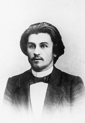 Kazimir Malevich - Kazimir Malevich, c. 1900