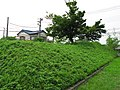 Kazo Kisai Castle Remains 1.JPG