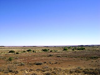 Kenhardt Place in Northern Cape, South Africa